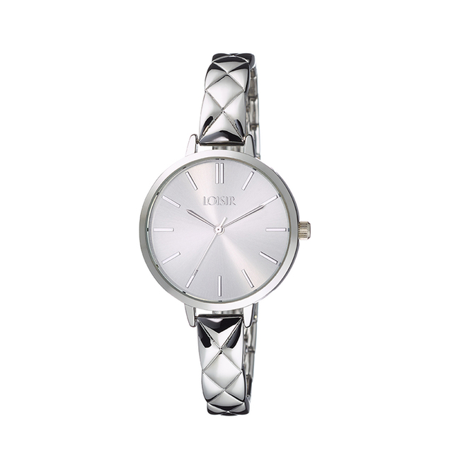 Loisir Chloe Watch Steel