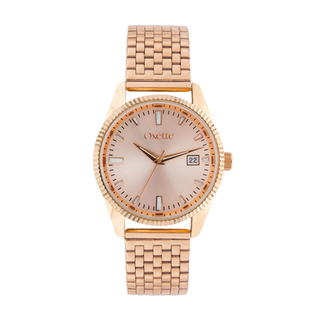Woman's Watch Remix Rose Mesh Band OXETTE 11X05-00540